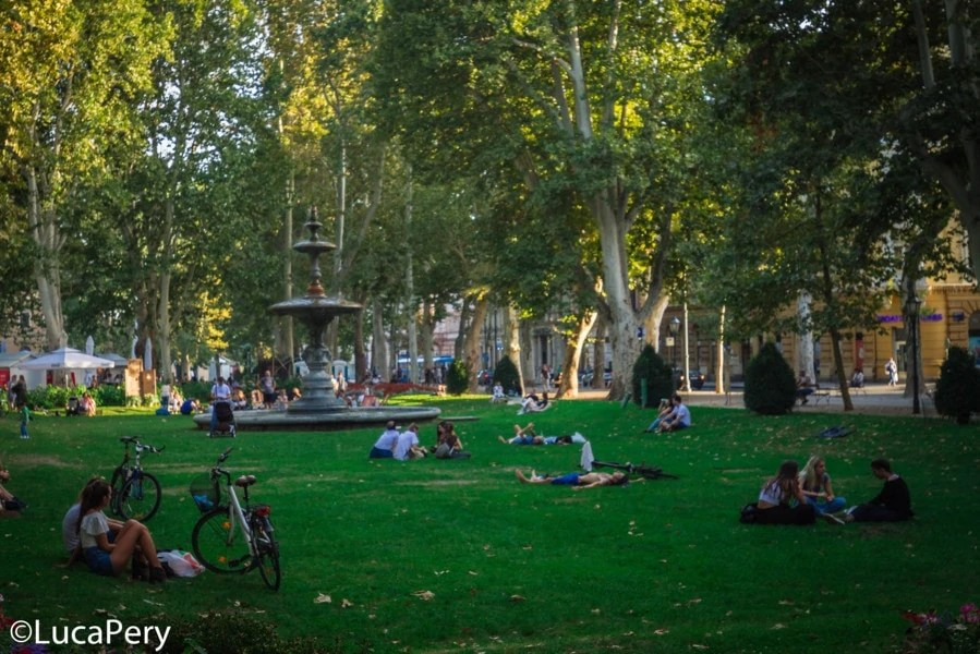 Parco Zrinjevac