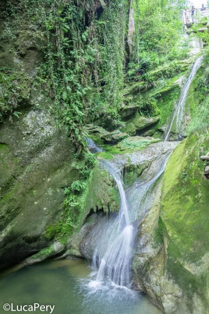 Grotte del Caglieron