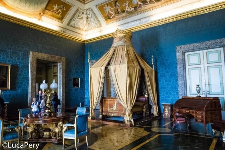 Camera da Letto Reggia di Caserta