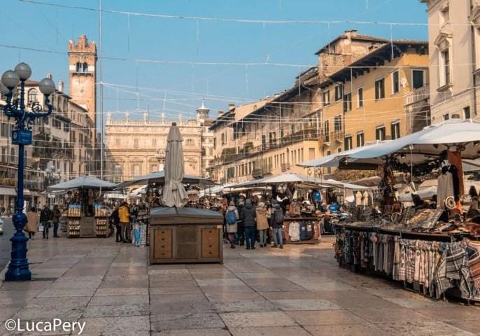 Mercato Piazza delle Erbe