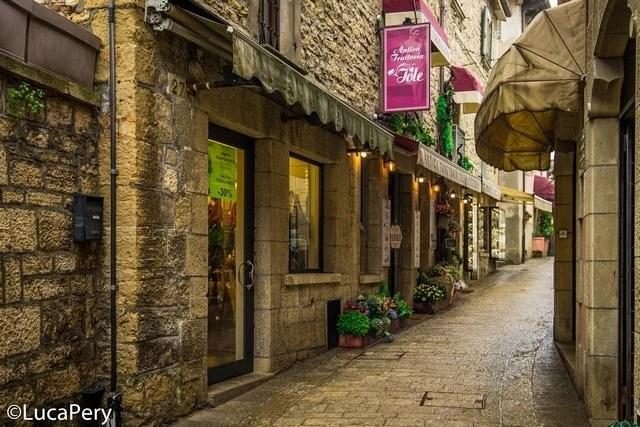 Vie di San Marino