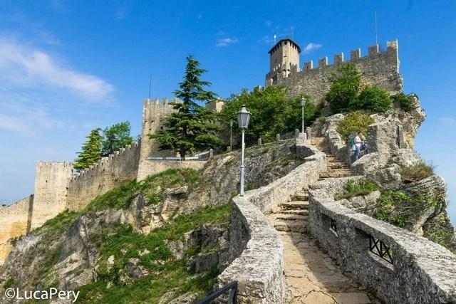 San Marino Cosa vedere