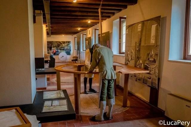 Museo della carta grotte di Oliero
