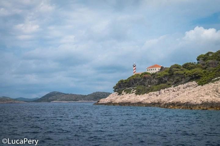 Isole kornati Corazia