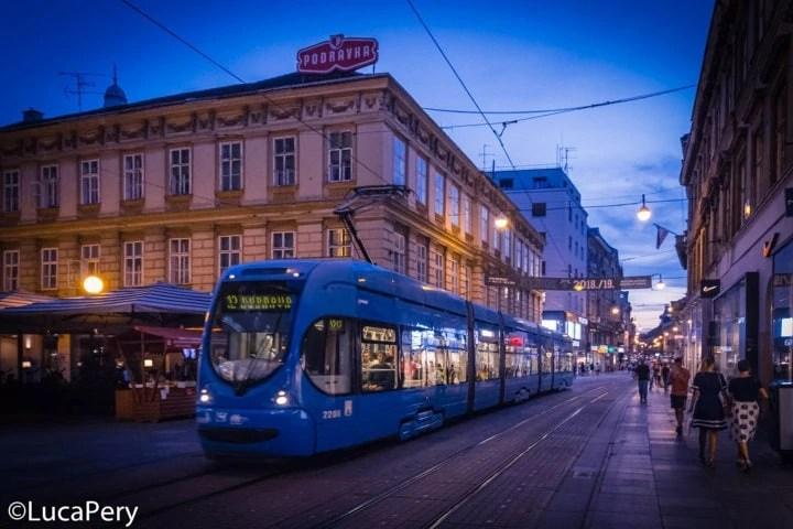 Tram Zagabria