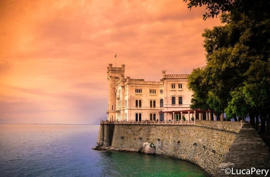 Castello di Miramare Trieste