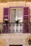 Balconi colorati di Medina