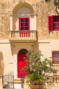 I colori delle case di Medina