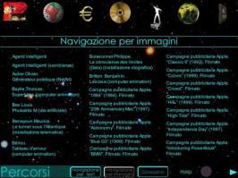 La navigazione per immagini / The navigation by images
