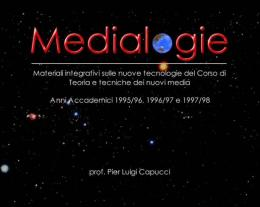 Introduzione / Intro screen