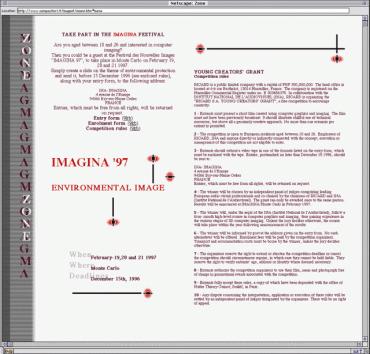 MagZone - La sezione dei calls / The calls' section