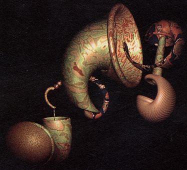 William Latham, Computer Sculpture