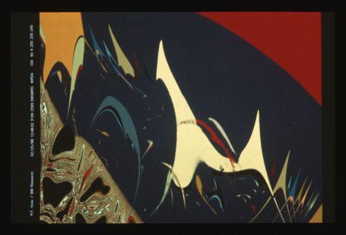 Richard Voss, Cave Fractal Mirň 4