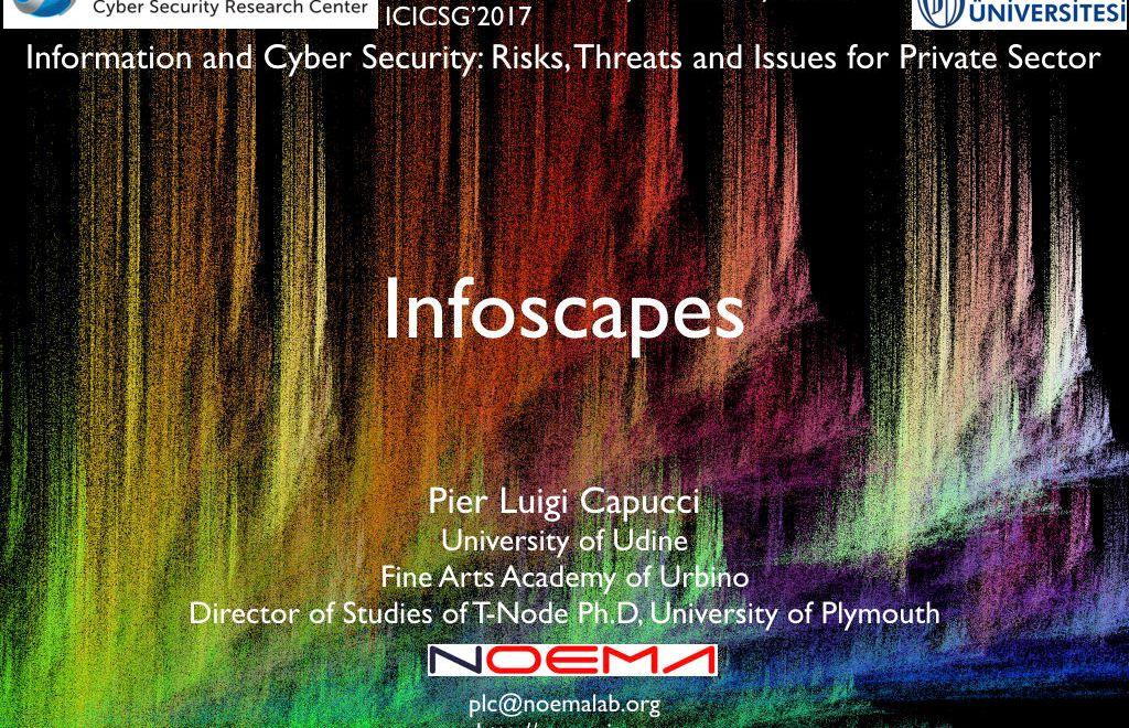 Infoscapes