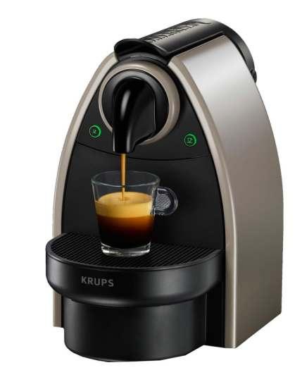 Nespresso Essenza Automatic cafetera de capsulas