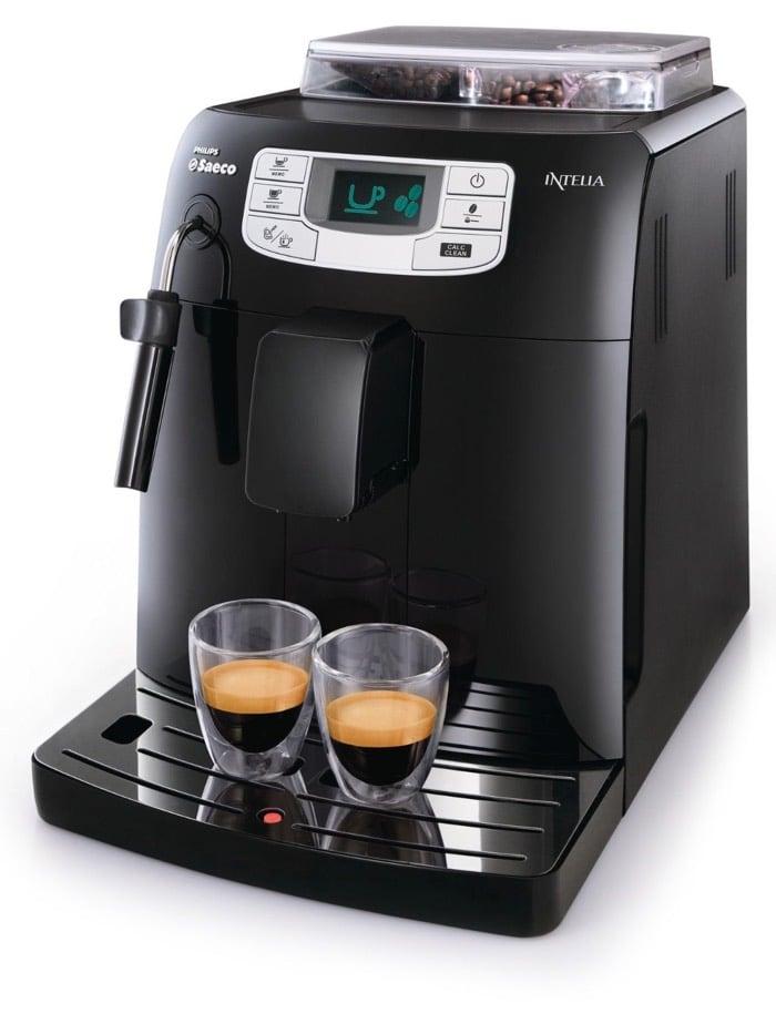 cafetera espresso automatica saeco