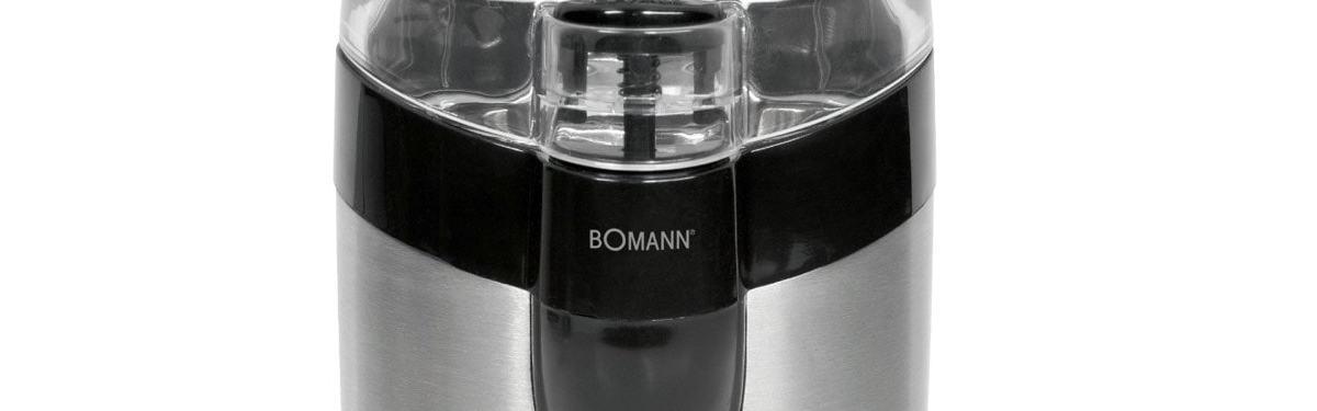 Bomann KSW 445 – Molinillo de café – Opinión