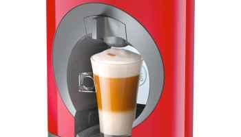 Cafetera barata que puedes regalar por Navidad: Krups Dolce Gusto Oblo