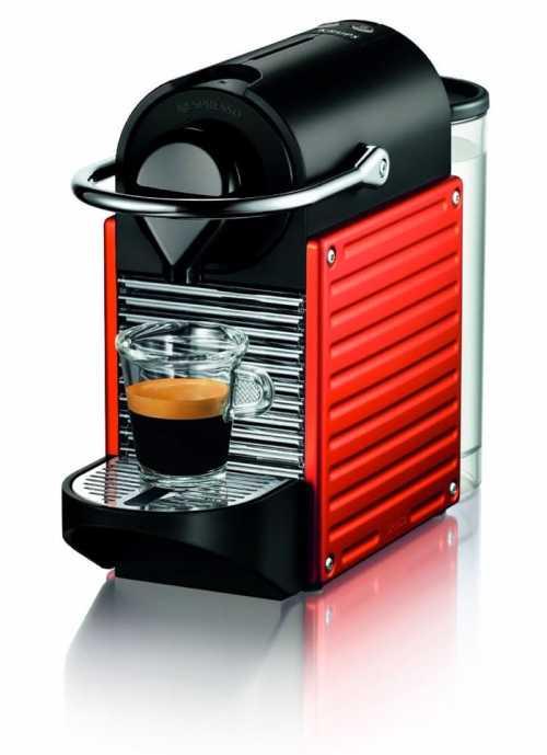 Nespresso Pixie XN3006 de Krups – Cafetera de cápsulas – Opinión