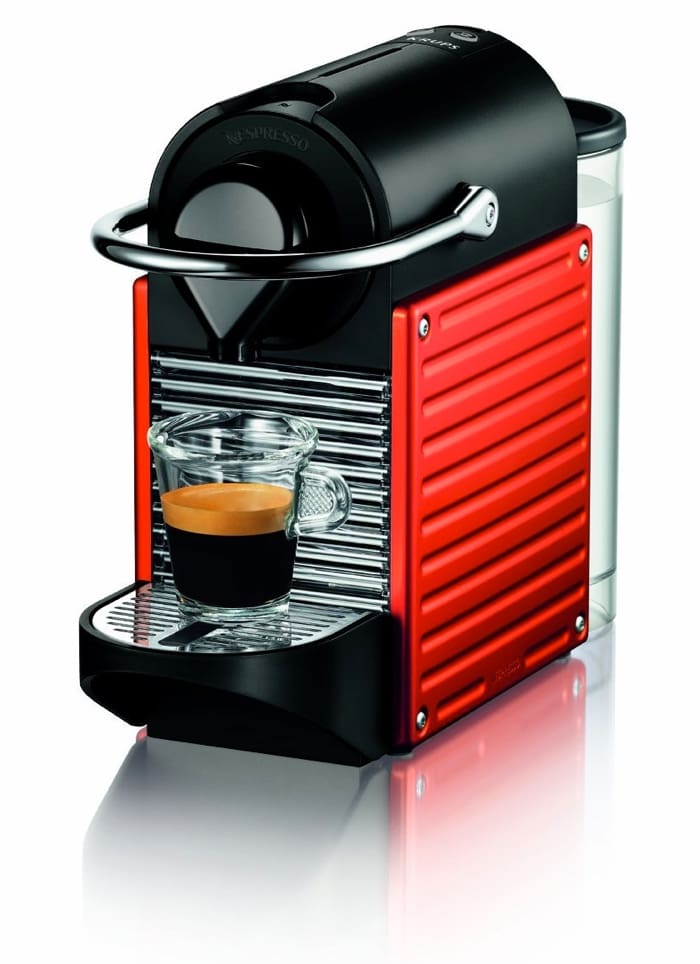 Nespresso Pixie XN3006 de Krups - Cafetera de cápsulas - Opinión
