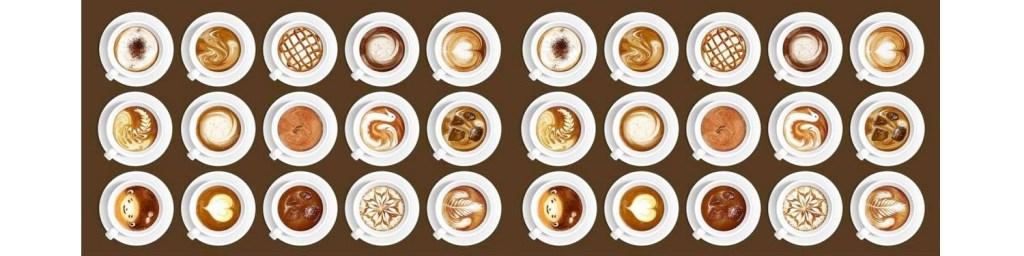 Arte con Capuchino: Increíbles imagenes en 3D creadas con espuma de leche en el café