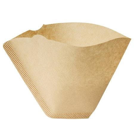 Filtros de papel desechables para cafeteras