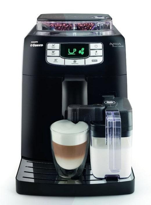 comparativa de caracteristicas de las maquinas espresso de Philips Saeco