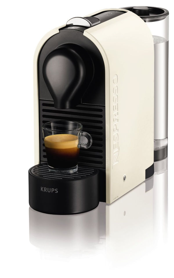 Nespresso U Creamy white XN2501 P4 Krups