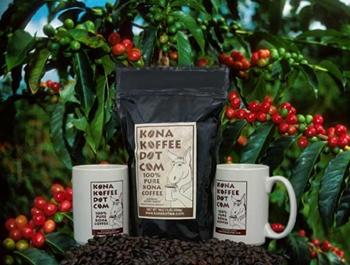 café Kona Hawai
