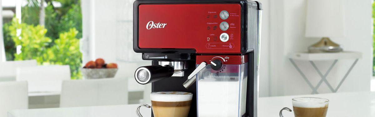 Oster Prima Latte - Cafetera espreso - Opinión