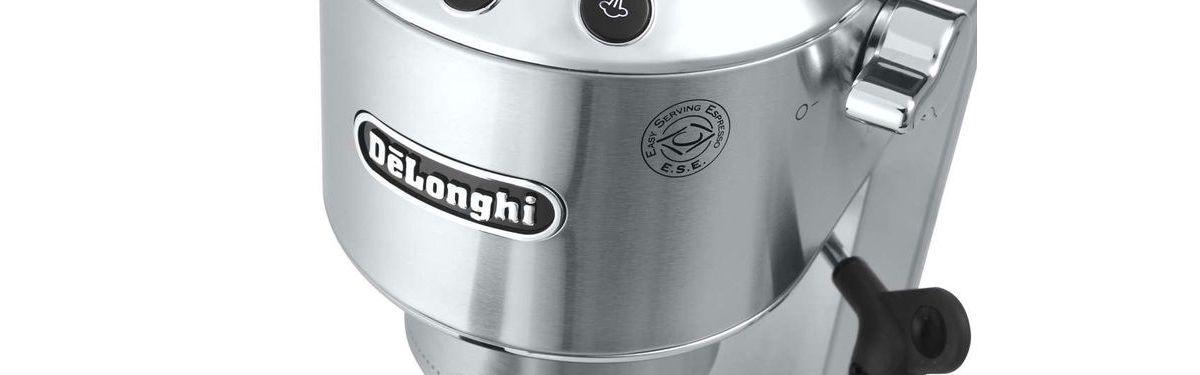 Las 3 cafeteras de De'Longhi más populares