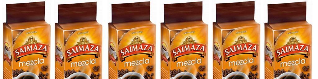 Saimaza café molido mezcla de 250 gramos: dónde comprarlo más barato