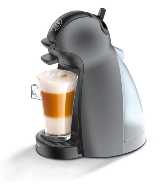 Krups Nescafe Dolce Gusto Piccolo KP 100B – Cafetera de cápsulas – Opinión