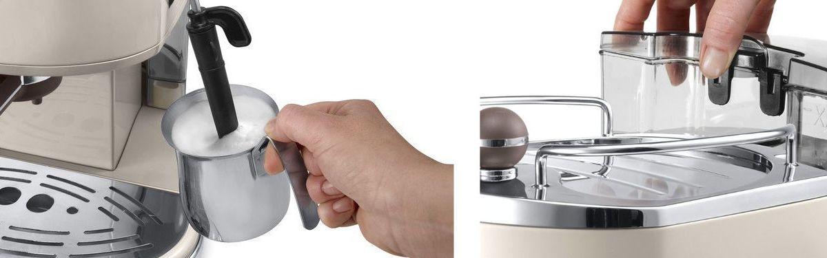 Cafetera espresso Delonghi Icona ECO 310 – Opinión