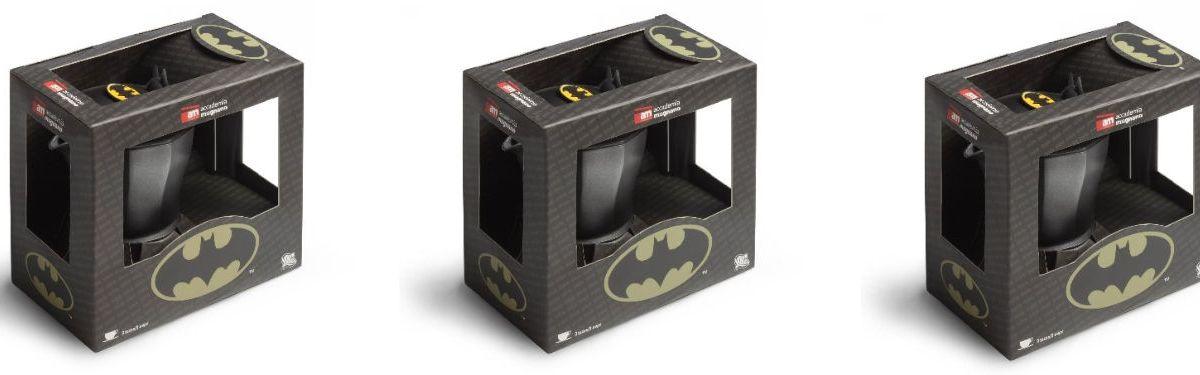 Batman The Dark Knight Italian Espresso Coffee Pot – ¿La cafetera de Batman?