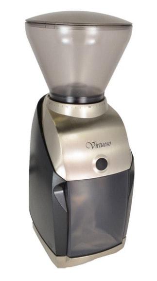 El mejor molinillo de café eléctrico para tu casa: Baratza Virtuoso