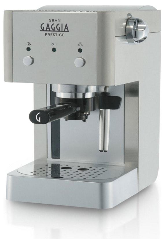 Gaggia Gran Prestige – Cafetera espresso – Opinión