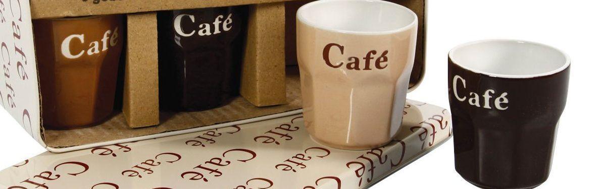 3 juegos de tazas de café perfectos para regalar el Día de San Valentín (día de los enamorados)