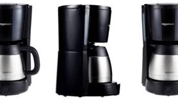 AmazonBasics - Cafetera de filtro - Opinión