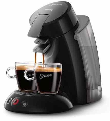 Philips Senseo Original XL HD7818/22 en oferta - Cafetera de monodosis, color negro