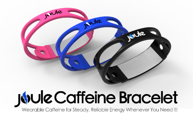 Joule, la pulsera que dispensa cafeína directamente en tu sangre: ¿Adiós a tu taza de café por las mañanas?