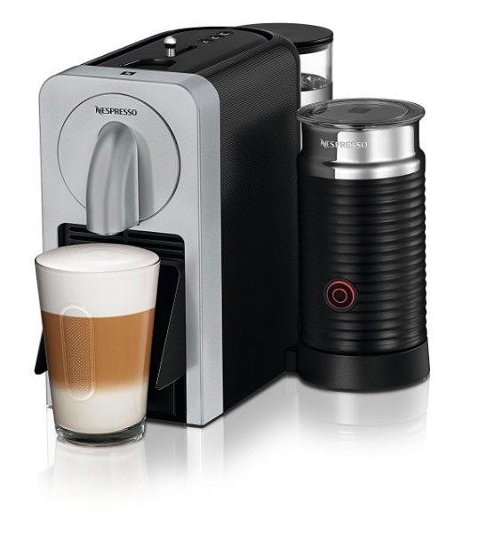 Cafetera Nespresso Prodigio: una máquina de café Nespresso controlada mediante un smartphone