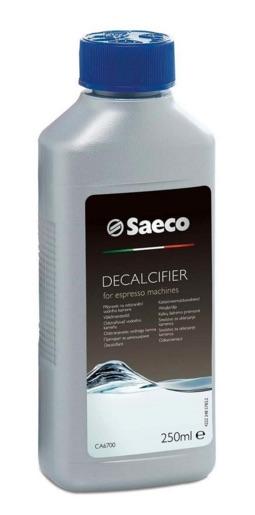 Descalcificador para cafeteras espresso de Saeco por unos 5 euros