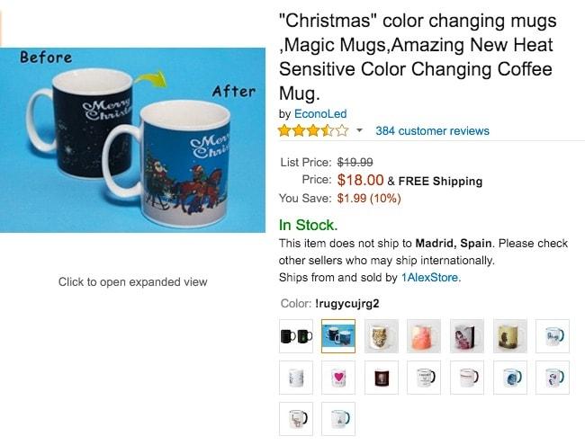 """Porque las reviews de productos online son tan importantes: la taza de café """"horrible"""""""