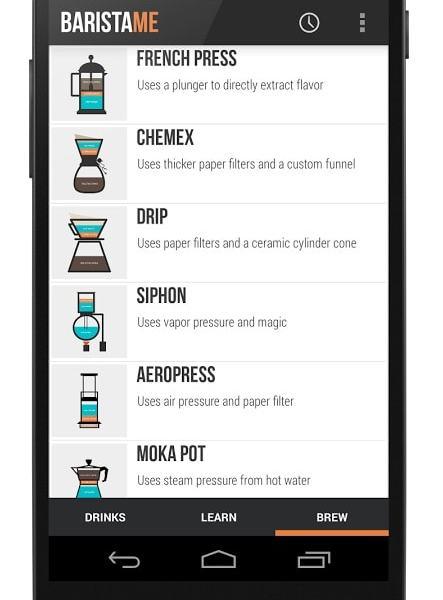 3 aplicaciones para Android imprescindibles si te gusta el café