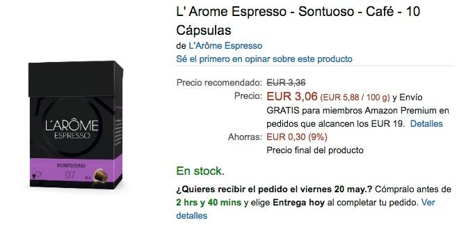 L_Arome_Espresso_Sontuoso_Café