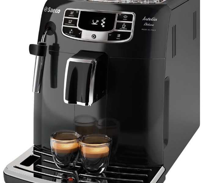 ¿Son buenas las cafeteras Saeco? ¿Cuáles son las mejores máquinas de café Saeco en 2017?