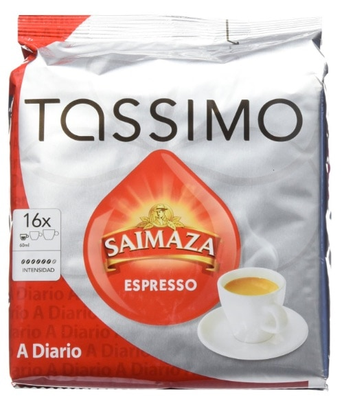Tassimo - Cápsulas de Café Molido Instantaneo casi a mitad de precio