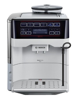 Bosch TES60321RW - Cafetera súper automática