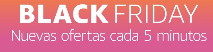 Ofertas Black Friday 2016 en Amazon España